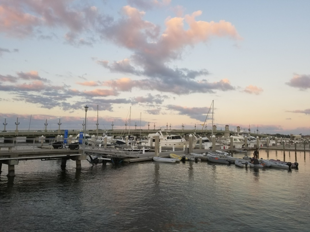 Municipal Marina in St. Augustine